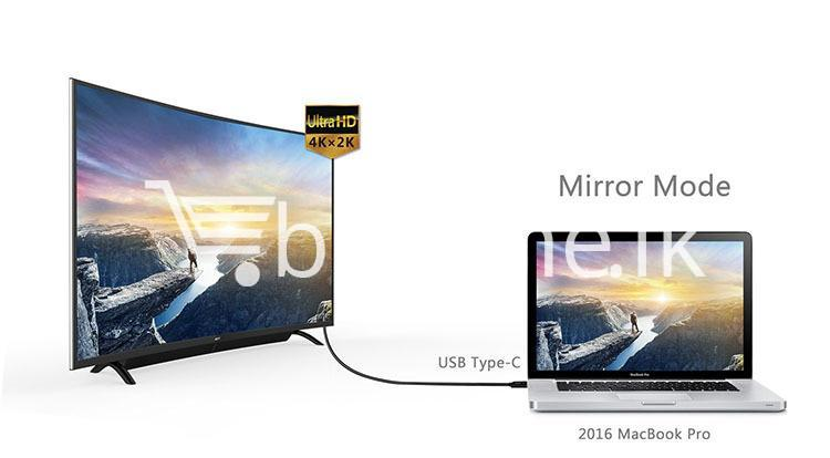 usb type c to hdmi 4k hdtv cable limited edition connect any usb type c to your tvprojector mobile phone accessories special best offer buy one lk sri lanka 44722 1 - USB Type C to HDMI 4k HDTV Cable Limited Edition Connect any USB Type C to your TV/Projector