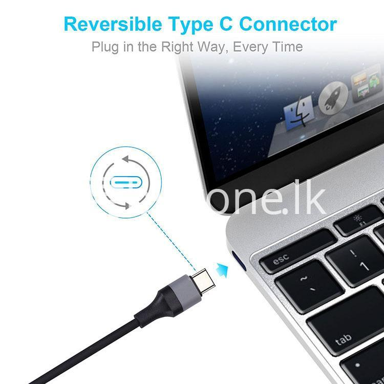 usb type c to hdmi 4k hdtv cable limited edition connect any usb type c to your tvprojector mobile phone accessories special best offer buy one lk sri lanka 44723 - USB Type C to HDMI 4k HDTV Cable Limited Edition Connect any USB Type C to your TV/Projector