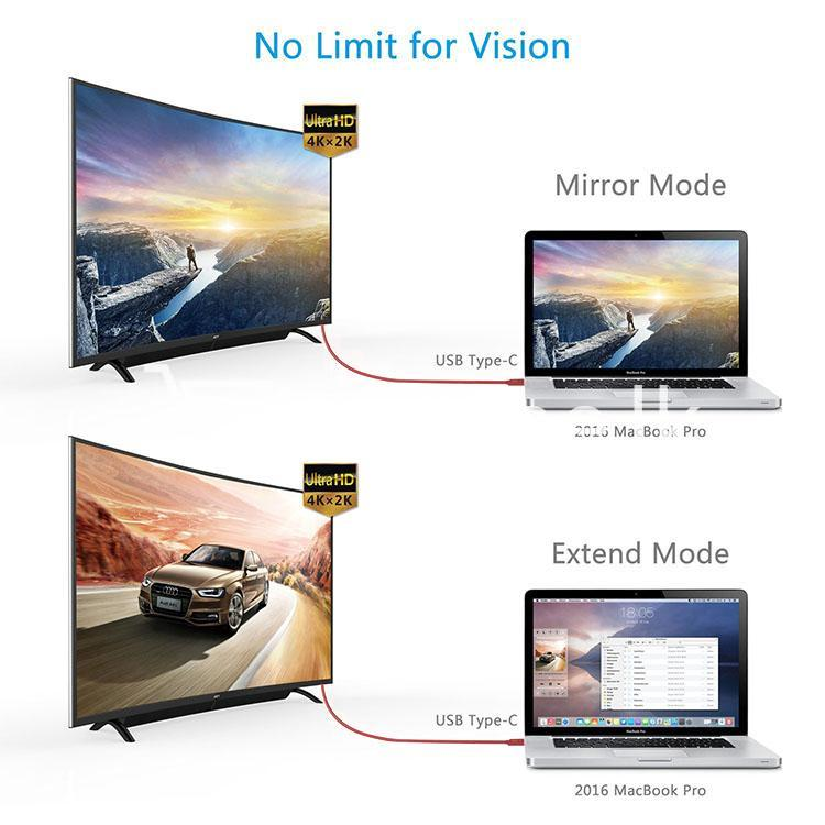usb type c to hdmi 4k hdtv cable limited edition connect any usb type c to your tvprojector mobile phone accessories special best offer buy one lk sri lanka 44726 USB Type C to HDMI 4k HDTV Cable Limited Edition Connect any USB Type C to your TV/Projector