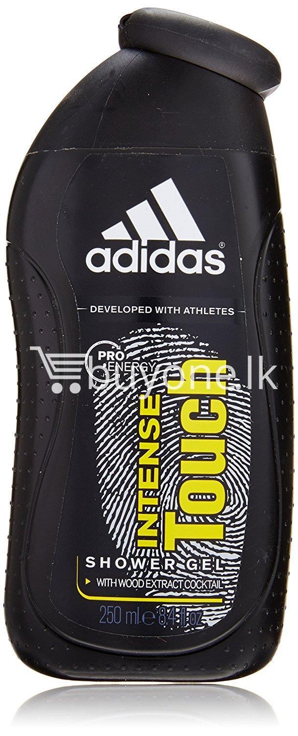 adidas intense touch shower gel men 250 ml cosmetic stores special best offer buy one lk sri lanka 95059 - Adidas Intense Touch Shower Gel Men 250 ML