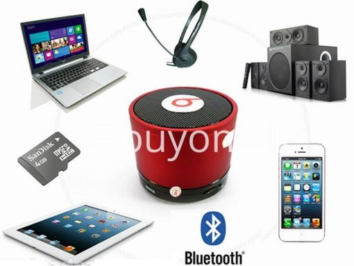 beatbox by dr dre mini bluetooth speakers with bass 18 buyone lk 510x383 - Beatbox - Mini Bluetooth Speakers with Base