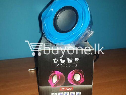 computer specker 5 buyone lk 510x383 - 3D Stylist Computer Speaker - USB Power