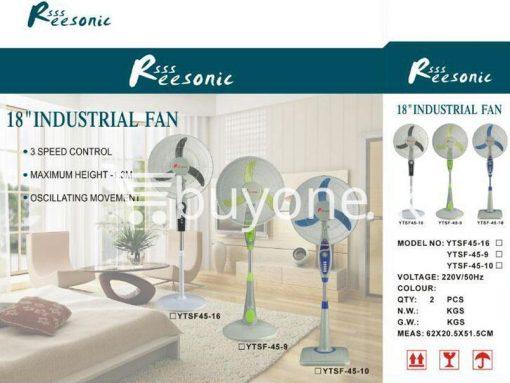 industrial pedestal stand fan buyone lk 510x383 - Industrial Pedestial Stand Fan - 18 inch Brand New