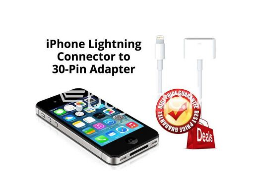 iphone lightning connector to 30 pin adapter buyone lk 510x383 - iPhone Lightning Connector to 30-Pin Adapter