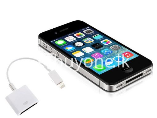 iphone lightning connector to 30 pin adapter buyone lk 6 510x383 - iPhone Lightning Connector to 30-Pin Adapter
