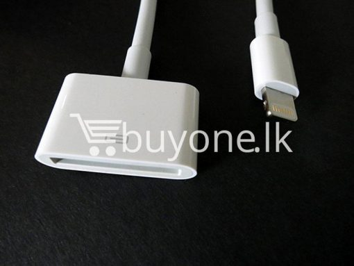 iphone lightning connector to 30 pin adapter buyone lk 7 510x383 - iPhone Lightning Connector to 30-Pin Adapter