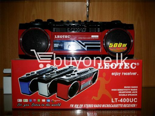 leotec radio player ebuy lk 510x383 - Leotec Cassette Radio Player