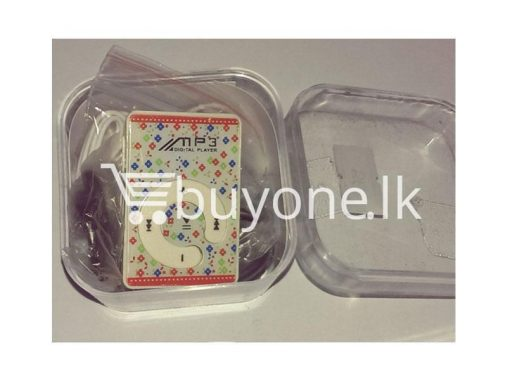portable mp3 player buyone lk 510x383 - Portable Mini MP3 Player