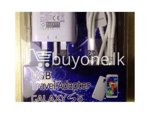 samsung galaxy s5 adapter charger 3 0 usb cable buyone lk 510x383 - Samsung Galaxy S5 Travel Adaptor
