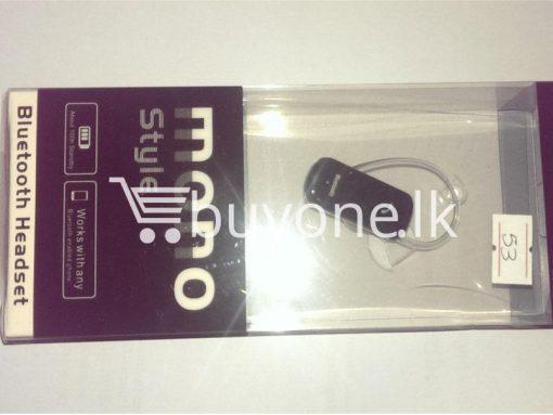 wireless bluetooth headset mono style buyone lk 2 510x383 - Wireless Headset Mono Style
