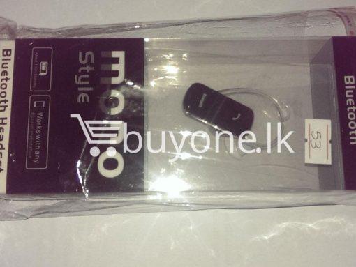 wireless bluetooth headset mono style buyone lk 4 510x383 - Wireless Headset Mono Style