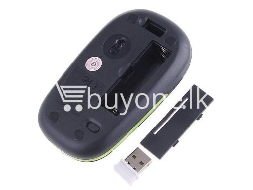 smart connect slim mini 2 4ghz wireless optical mouse mice sri lanka buyone lk 10 510x383 - Smart Connect Slim Mini 2.4GHz Wireless Optical Mouse Mice