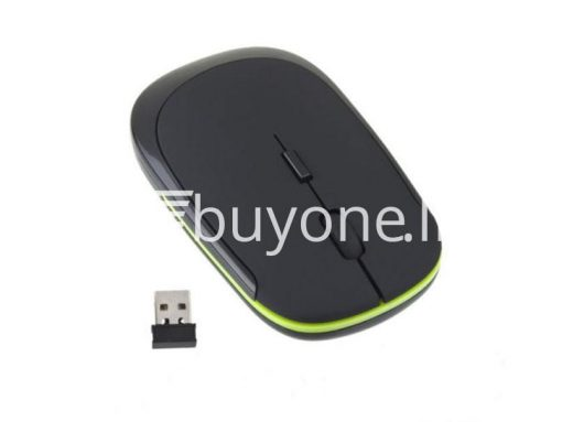 smart connect slim mini 2 4ghz wireless optical mouse mice sri lanka buyone lk 3 510x383 - Smart Connect Slim Mini 2.4GHz Wireless Optical Mouse Mice