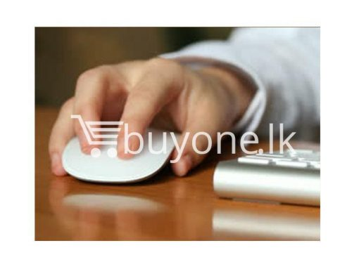 smart connect slim mini 2 4ghz wireless optical mouse mice sri lanka buyone lk 510x383 - Smart Connect Slim Mini 2.4GHz Wireless Optical Mouse Mice