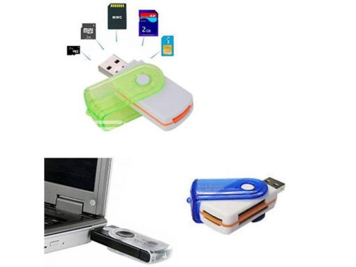 all in one memory card reader usb 2 0 also support micro sd mmc buyone lk 3 510x383 - All In One Memory Card Reader USB 2.0 also Support MICRO SD MMC