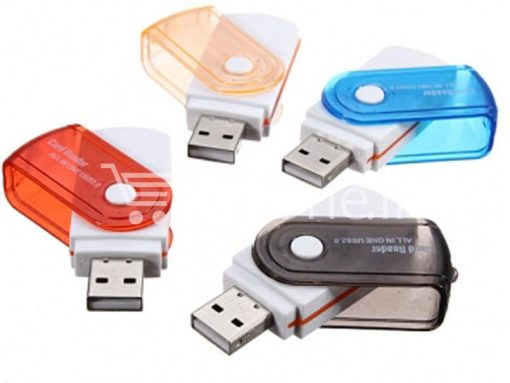 all in one memory card reader usb 2 0 also support micro sd mmc buyone lk 5 510x383 - All In One Memory Card Reader USB 2.0 also Support MICRO SD MMC