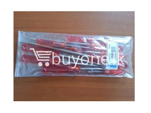 10pcs Screw Driver Set hardware items from italy buyone lk sri lanka 510x383 - 10pcs Screw Driver Set
