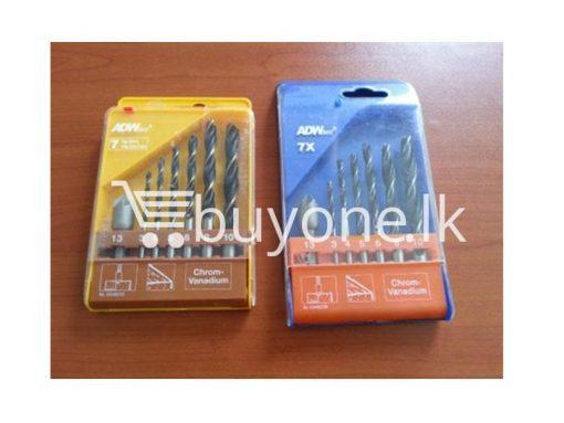 7pcs Drill Bit Set hardware items from italy buyone lk sri lanka 510x383 - 7pcs Drill Bit Set