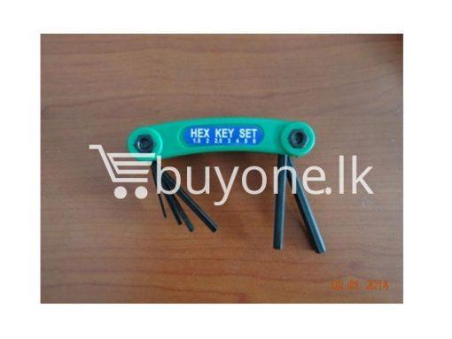 Allen Key Set hardware items from italy buyone lk sri lanka 510x383 - Allen Key Set