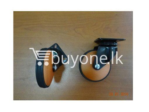 Caster Wheel Pair hardware items from italy buyone lk sri lanka 510x383 - Caster Wheel Pair