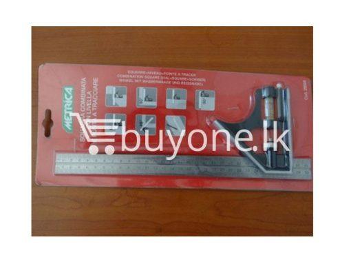 "Combination Square hardware items from italy buyone lk sri lanka 510x383 - Combination Square 12"""