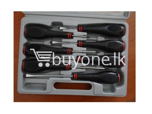 DO IT 7pcs Screw Driver Set hardware items from italy buyone lk sri lanka 510x383 - DO-IT 7pcs Screw Driver Set