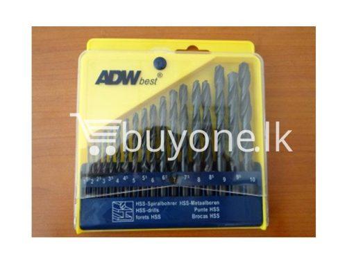 Drill Bit model 2 hardware items from italy buyone lk sri lanka 510x383 - Drill Bit 19pcs Set