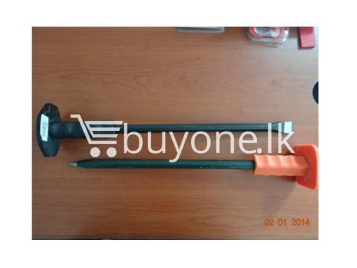 Flat Cold Chisel hardware items from italy buyone lk sri lanka 510x383 - Flat Cold Chisel