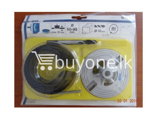 Hole Saw hardware items from italy buyone lk sri lanka 510x383 - Hole Saw