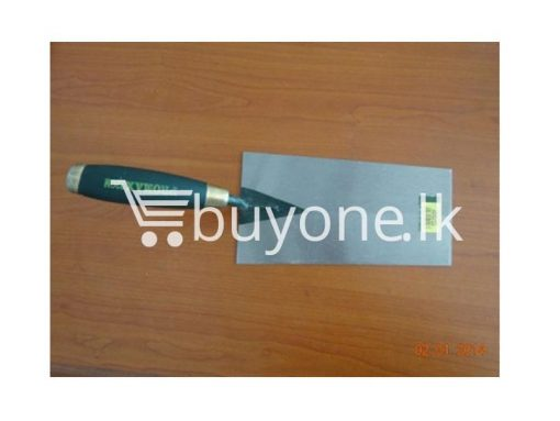 Mason Trowel 16cm hardware items from italy buyone lk sri lanka 510x383 - Mason Trowel 16cm