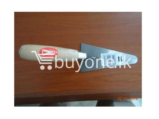 Mason Trowel hardware items from italy buyone lk sri lanka 510x383 - Mason Trowel 14.5cm