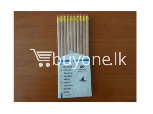 Pencils 20pcs hardware items from italy buyone lk sri lanka 510x383 - Pencils 20pcs