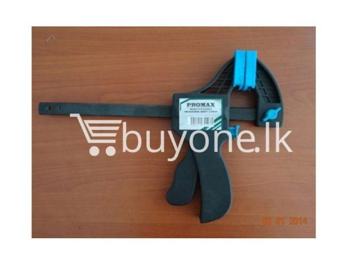 Speed Clamp Plastic hardware items from italy buyone lk sri lanka 510x383 - Speed Clamp Plastic