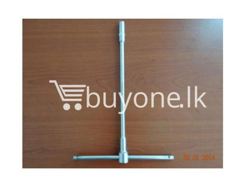 T. Type Oral Driver hardware items from italy buyone lk sri lanka 510x383 - T. Type Oral Driver 14mm