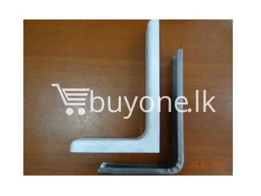 Wall Bracket new model 2 hardware items from italy buyone lk sri lanka 510x383 - Wall Brackets Model 2 (Pair)