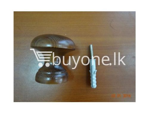 Wooden Knob model 2 hardware items from italy buyone lk sri lanka 510x383 - Wooden Knob