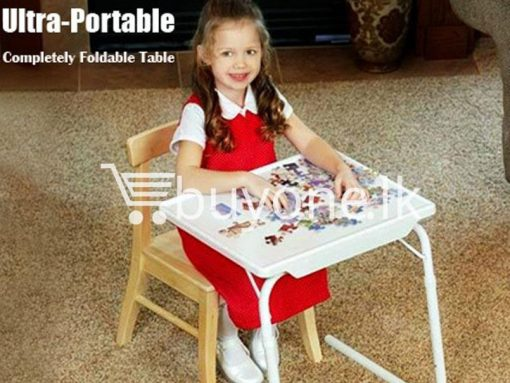 Multi Functional Table Mate II the ultimate portable table as Seen on TV buyone lk sri lanka 6 510x383 - Table Mate II -  Multi Functional, the ultimate portable table as Seen on TV