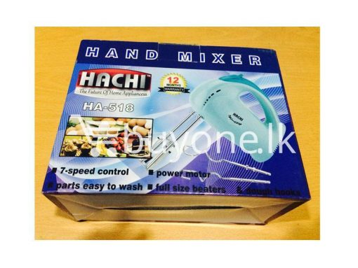 hachi hand mixer with warranty automates the repetitive tasks of stirring whisking or beating buyone lk christmas sale offer sri lanka 510x383 - Hachi Hand Mixer with warranty - automates the repetitive tasks of stirring, whisking or beating