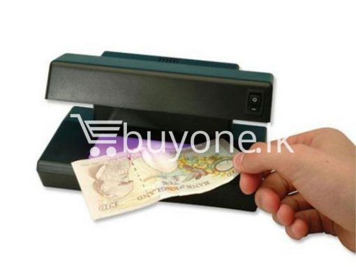 professional fake note currency money detector brand new buyone lk christmas sale offer in sri lanka 2 510x383 - Professional Fake Note Currency Money Detector