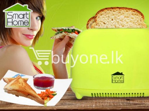 smart home elegant toaster get perfectly toasted bread buyone lk christmas sale offer sri lanka 4 510x383 - Smart Home Elegant Toaster - Get Perfectly toasted bread