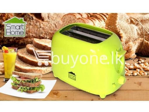smart home elegant toaster get perfectly toasted bread buyone lk christmas sale offer sri lanka 5 510x383 - Smart Home Elegant Toaster - Get Perfectly toasted bread