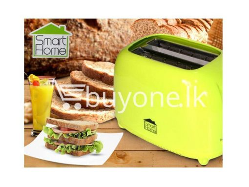 smart home elegant toaster get perfectly toasted bread buyone lk christmas sale offer sri lanka 510x383 - Smart Home Elegant Toaster - Get Perfectly toasted bread
