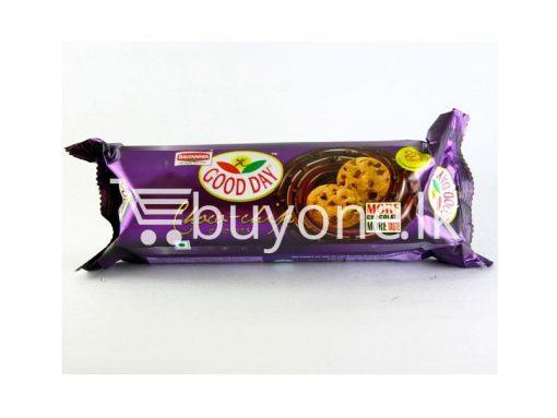 brittania goodday choco chip cookies pack new food items sale offer in sri lanka buyone lk 510x383 - Brittania Goodday Choco Chip Cookies Pack