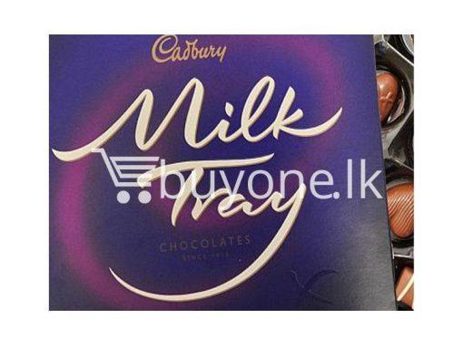 cadbury milk tray chocolate hampers new food items sale offer in sri lanka buyone lk 510x383 - Cadbury Milk Tray Chocolate Hampers