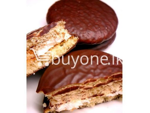 cocoaland chocopie 300g 12 pack new food items sale offer in sri lanka buyone lk 9 510x383 - Cocoaland Chocopie 300g 12 pack