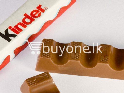kinder chocolate 4 bars new food items sale offer in sri lanka buyone lk 3 510x383 - Kinder Chocolate 4 bars