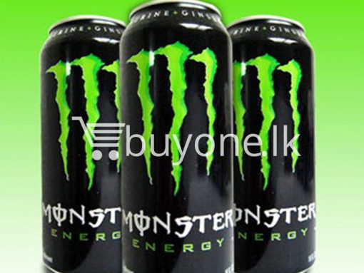 monster green energy drink offer buyone lk for sale sri lanka 2 510x383 - Monster Green - Energy Drink