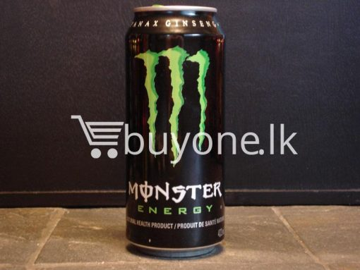 monster green energy drink offer buyone lk for sale sri lanka 3 510x383 - Monster Green - Energy Drink