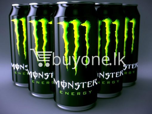 monster green energy drink offer buyone lk for sale sri lanka 4 510x383 - Monster Green - Energy Drink