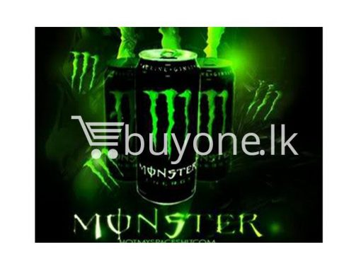 monster green energy drink offer buyone lk for sale sri lanka 510x383 - Monster Green - Energy Drink